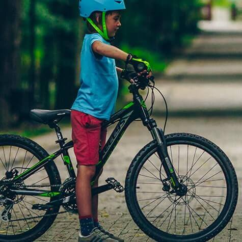 Rowery młodzieżowe